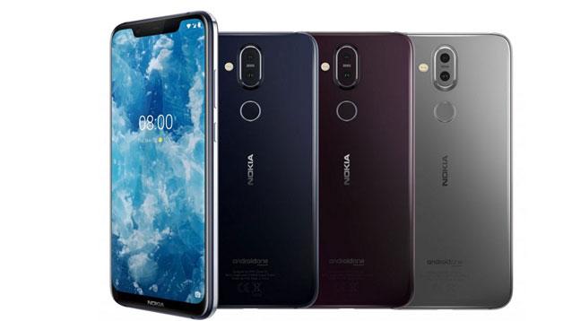 Nokia 8.1 tanıtıldı! Bu telefon orta segmenti karıştırır
