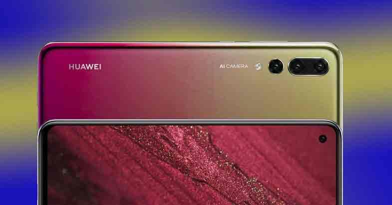 48 MP kameralı Huawei Nova 4'ün tüm özellikleri sonunda sızdırıldı