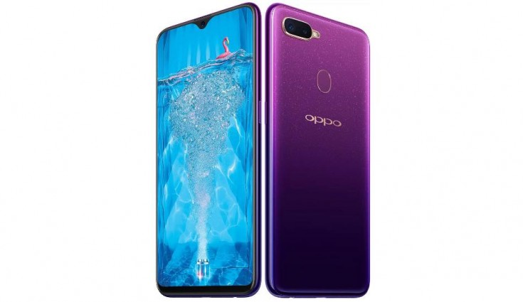 Oppo F9 Pro Türkiye fiyatı sert düştü! Telefon şimdi daha iddialı