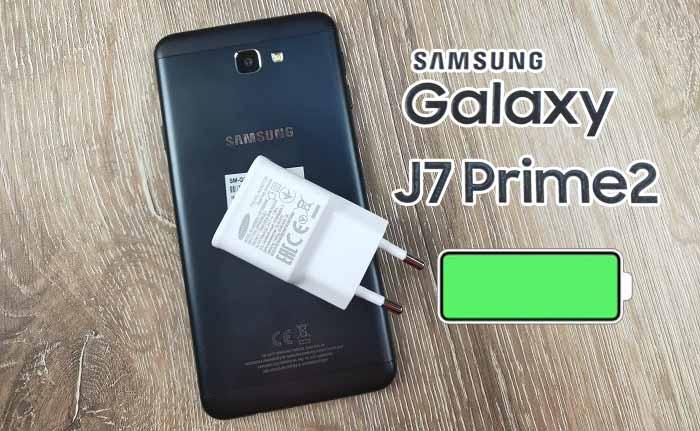 Samsung Galaxy J7 Prime 2 pil testi! Türkiye'de bir ilk daha!