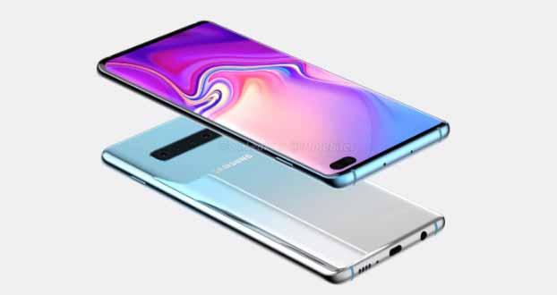 Samsung Galaxy S10 render videosu yayınlandı! Allah'ım bu ne?
