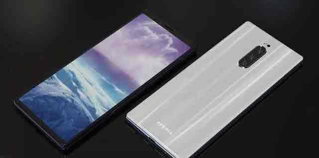 Sony Xperia XZ4 tasarımı etkileyici! İşte 10. yıla özel Sony Xperia