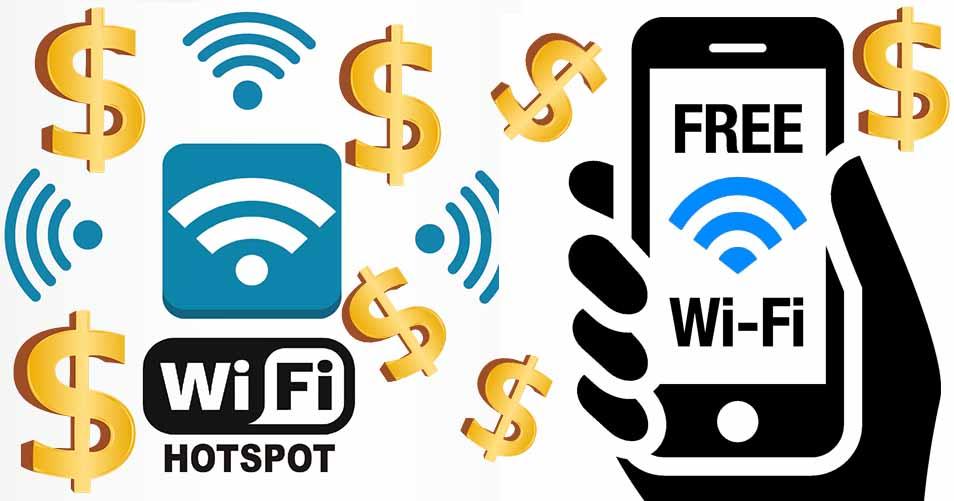 Wi-Fi paylaşımı artık paralı! Turkcell açtı kapıyı!