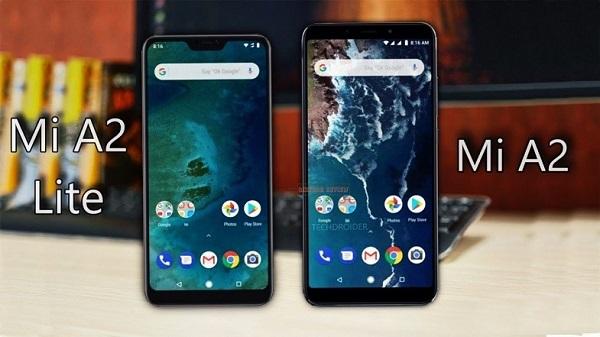 Android One Xiaomi telefonlar