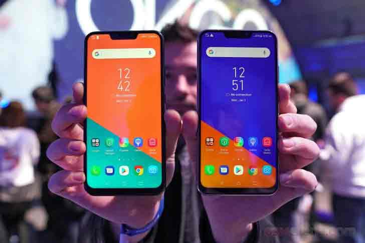 Asus Zenfone 5-5Z ve Max Pro M1 Android 9 Pie güncelleme tarihi açıklandı