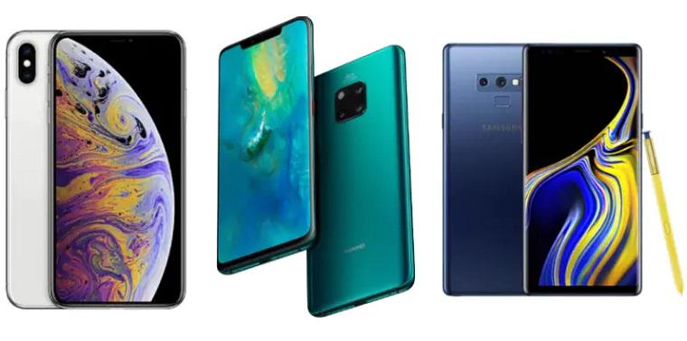 2018'in en iyi telefonları açıklandı! Peki sürpriz var mı?