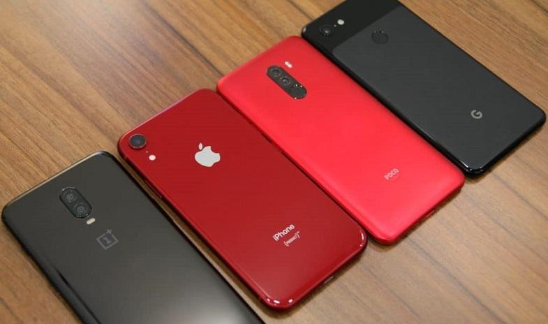 iPhone XR, Google Pixel 3, OnePlus 6T, Pocophone F1 kamera testi