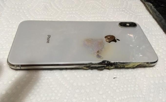 iPhone XS Max patladı! Siftah Ohio'dan bereketi Apple'dan!