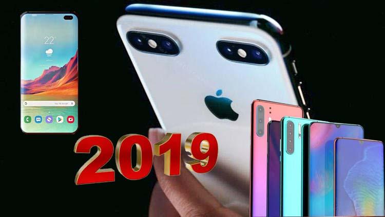 2019 yılında hangi telefonlar ile tanışacağız? Liste kabarık!