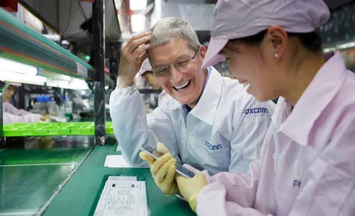 Apple iPhone üretimini daha da düşürüyor!