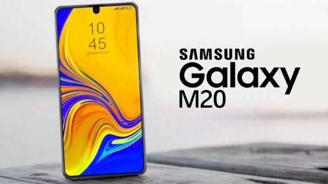 Galaxy M10 ve M20 duvar kağıtları yayınlandı! Hemen indirin