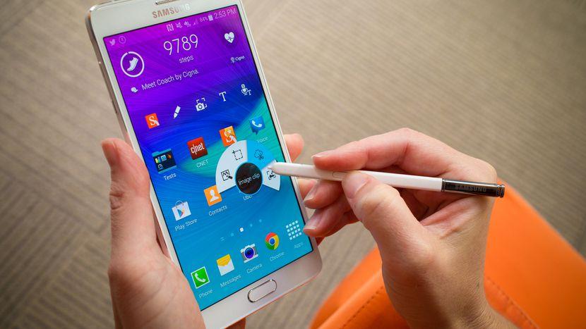 Samsung Galaxy Note 4 için sürpriz güncelleme! - TeknoBurada