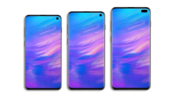Samsung Galaxy S10 serisi RAM ve depolama birimiyle rekor kıracak