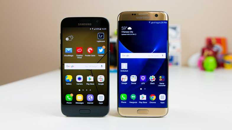 Galaxy S7 ve S7 edge için güncellemeler sürüyor!