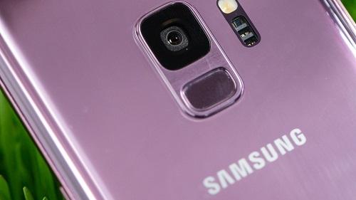 Samsung Galaxy S9 kamera güncellemesi aldı! Kesinlikle indirin!