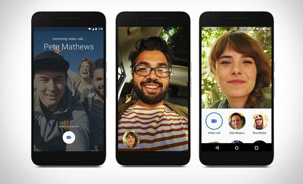 En iyi grup görüşmesi Google Duo ile yapılacak! Karanlıkta bile!