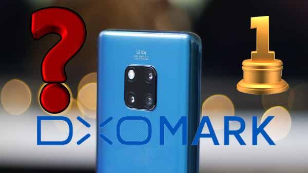 Huawei Mate 20 Pro DxOMark testleri başlamış! Neden acele ettiniz yaw!!!