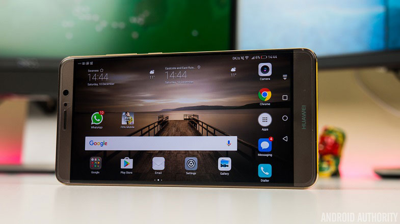 Huawei Mate 9 için önemli bir güncelleme başladı