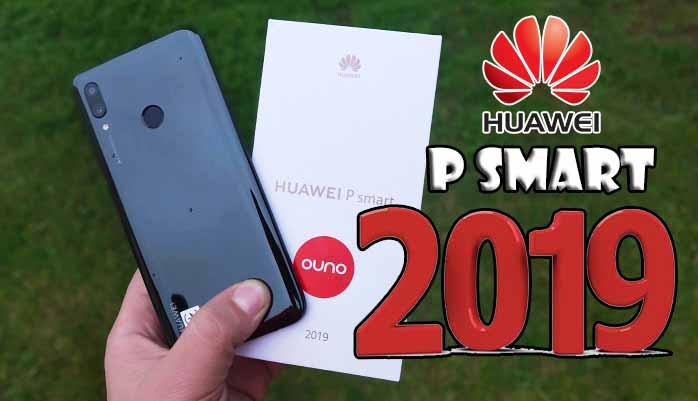 Huawei P Smart 2019 inceleme! Bu paraya alınır mı?