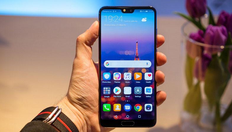 Huawei P20 Pro ülkemizde yeni bir güncelleme aldı