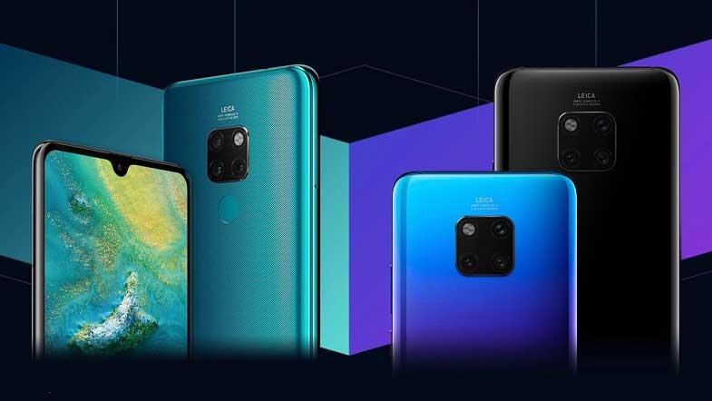 Huawei Mate 20 Pro yeni rengi ile çok daha kışkırtıcı!