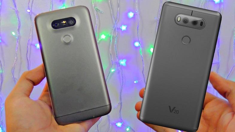 LG V20 ve G5'in fişi çekildi! Artık güncelleme desteği yok
