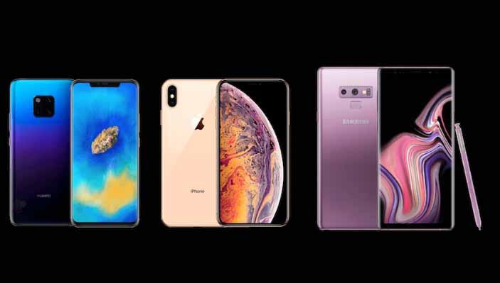 Kim ne kadar telefon sattı? Birinci kim? Mobil pazarın olayı nedir?