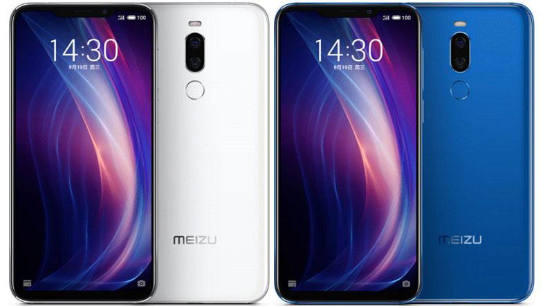En iyi orta segment telefonlardan Meizu X8 Türkiye'de satışa sunuldu