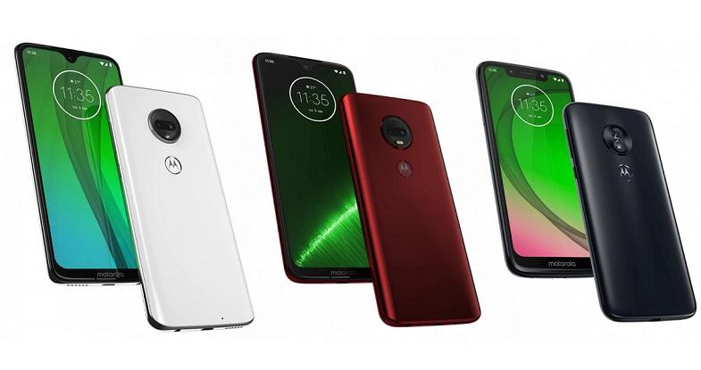 Moto G7 serisi karşınızda! Fiyat, resmi görüntüler ve başlıca özellikler