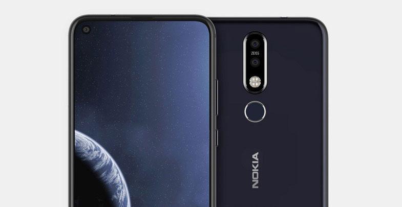 Nokia 6.2'nin özellikleri sızdı! Nokia ekran deliğini sevdi