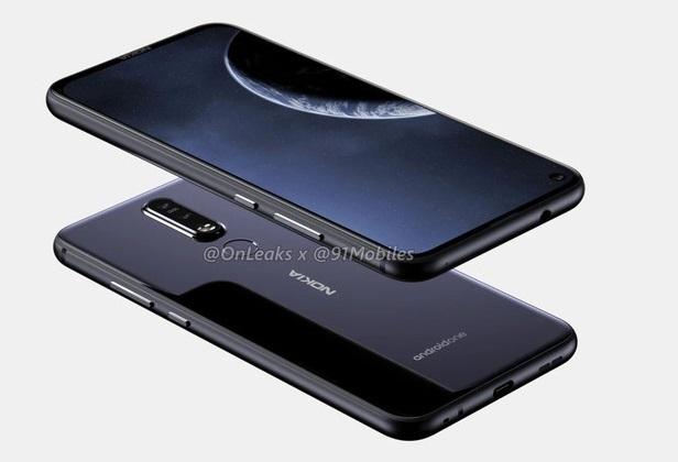 Nokia 6.2 / Nokia 8.1 Plus