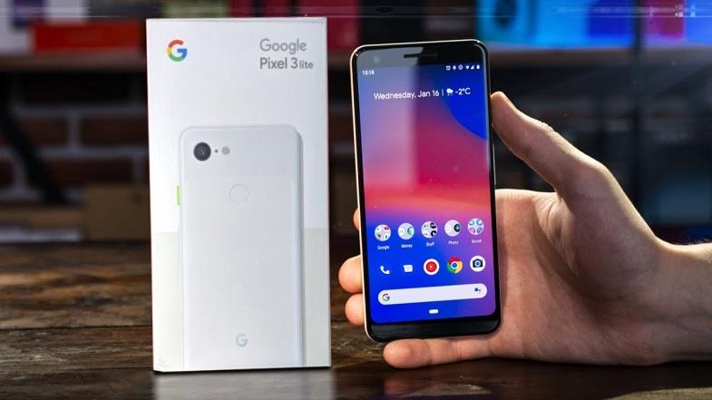 Google Pixel 3 Lite tanıtılmadan inceleme videosu yayınlandı
