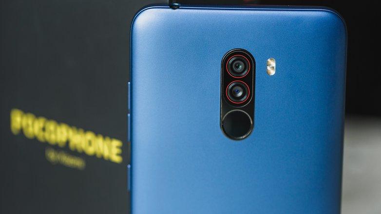 Pocophone F1 kamera güncellemesi için tarih verildi