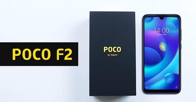 Pocophone F2'de işlemci ve Android sürümü şaşırttı