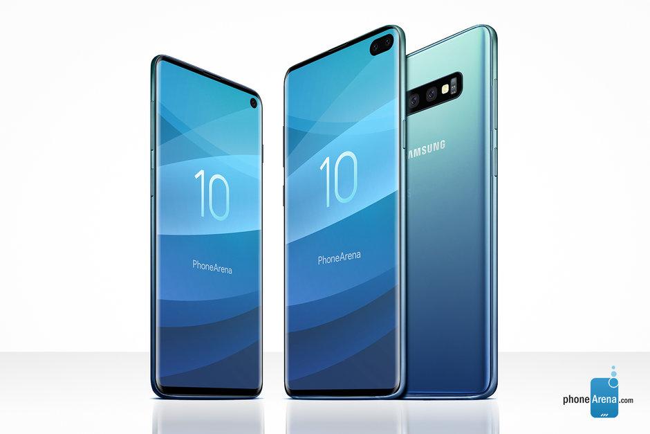 Samsung Galaxy S10 tasarım rekoru kıracak!