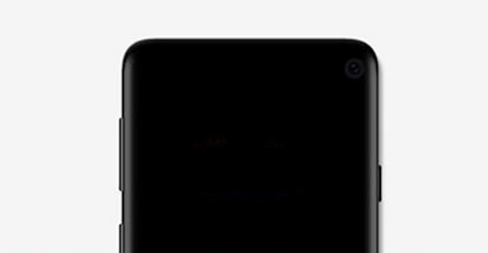 Samsung yanlışlıkla Galaxy S10 görseli paylaştı! Bakın sonra ne yaptı?