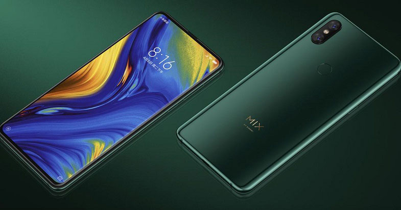 Xiaomi bu defa Mi Mix 3 5G için tarih verdi!