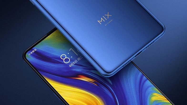 Xiaomi Mi Mix 3 en güzel rengiyle satışa sunuldu