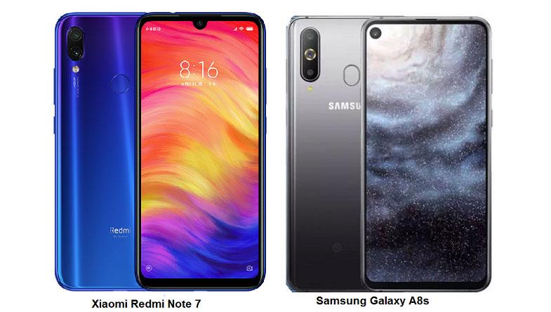 Galaxy A8S ve Redmi Note 7 duvar kağıtlarını indirin!