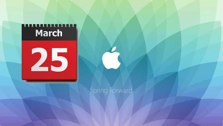 Apple 25 Mart tarihinde 10 dolarınızı alacak!