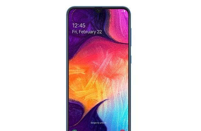 Galaxy A50 tanıtıldı! Galaxy A serisi şimdi çok daha iddialı