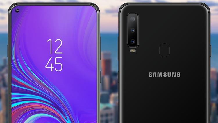 Samsung A50, A30 ve A10'un tüm özellikleri sızdı