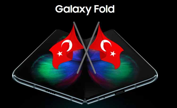 Galaxy Fold tanıtımı ne zaman? Galaxy Fold Türkiye fiyatı ne olur?