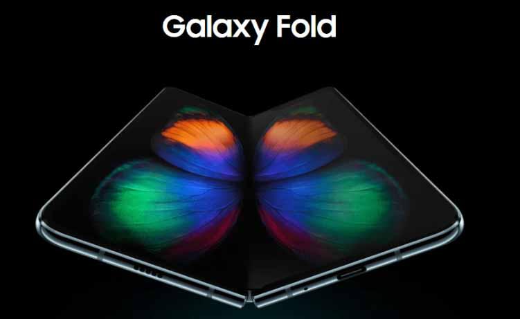 Samsung Galaxy Fold 'un kılıfı bile telefon fiyatına