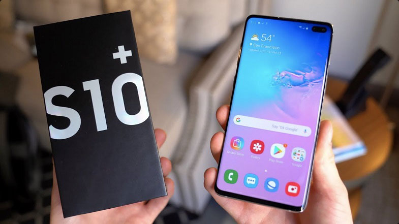 Samsung Galaxy S10 kutusunda neler olacak?