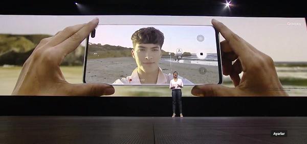 Samsung Galaxy S10 tanıtıldı! İşte teknik özellikler ve fiyat