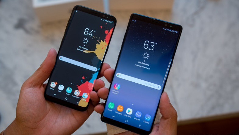 Galaxy S8 ve Galaxy Note 8'in Android 10 akıbeti belli oldu