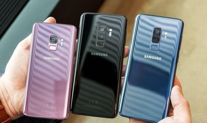 Galaxy S9 ve S9 Plus için beklenen güncelleme başladı