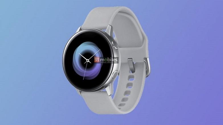 Galaxy Watch Active akıllı saatin özellikleri belli oldu