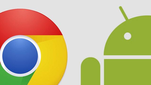 Android için Google Chrome karanlık mod test ediliyor
